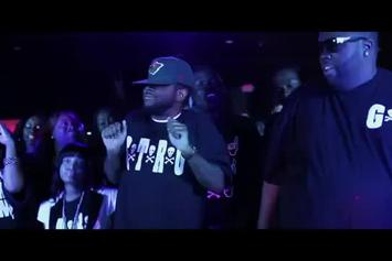 "Killer Mike Feat. Young Jeezy ""Go Out On The Town"" Video"