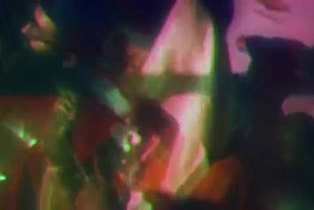 "SpaceGhostPurrp ""Mystical Maze"" Video"