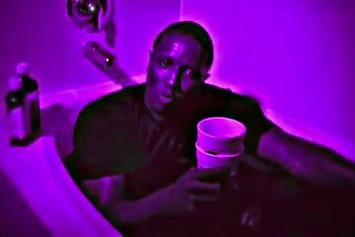 """Killa Kyleon """"Drank in My Cup Freestyle"""" Video"""