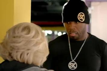 "50 Cent ""SK Energy Commercial With Joan Rivers"" Video"