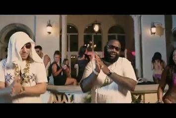 "French Montana Feat. Rick Ross, Lil Wayne, and Drake  ""Pop That (Official Video - Explicit Version) "" Video"