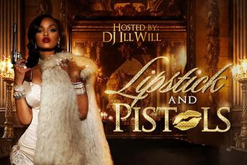 "Artwork Revealed For Lola Monroe's ""Lipstick And Pistols"""