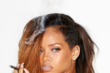 BTS Photos: Rihanna's Outtakes From Rolling Stone Shoot