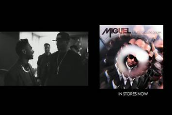 "Miguel ""Kaleidoscope Dream Experience Vol. 1"" Video"