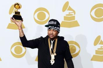 "The-Dream Speaks On Joking With Jay-Z At The Grammys, ""IV Play"" Delay"