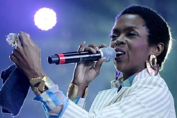 Lauryn Hill's Sentence Delayed; Signs Record Deal With Sony [Update: Lauryn Hill Speaks On Sony Deal & Financial Issues]