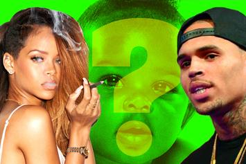 "Chris Brown Feat. Rihanna ""Hip Hop Baby Mash-Up: Rihanna & Chris Brown"" Video"