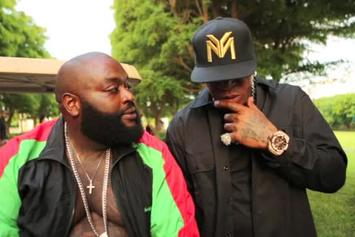 "Rick Ross & Birdman ""Announce ""The H"" Release Date"" Video"