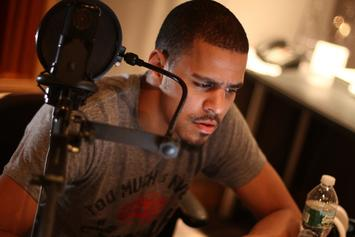 "J. Cole Says Rumored Tracklist For ""Born Sinner"" Is False & Speaks On ""Crooked Smile"" With TLC"