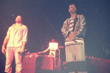 """Drake """"Brings Out Kanye West At OVO Fest"""" Video"""