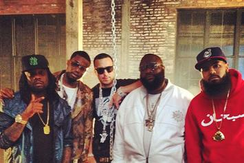 "Full Album Stream Available For MMG's ""Self Made Vol. 3"""