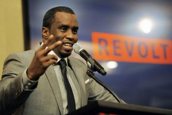 Diddy's Revolt TV To Debut On October 21st