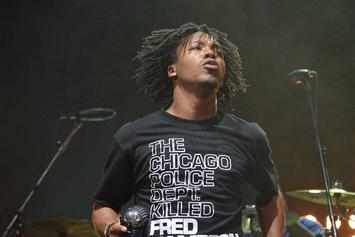 """Lupe Fiasco Reveals Release Date & Art For First Single Off """"Tetsuo & Youth"""""""