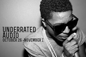 Underrated Audio: October 26- November 1