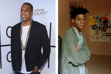 Jay Z Purchases Jean-Michel Basquiat Painting For $4.5 Million
