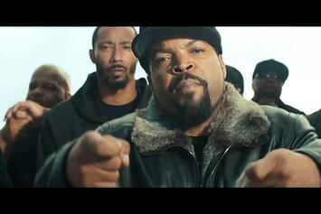 "Ice Cube ""Sic Them Youngins On 'Em"" Video"
