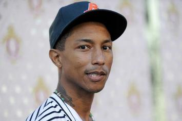 "Pharrell Says ""G I R L"" Is His Best Work Yet, Explains Title"