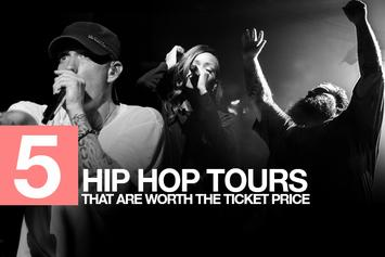 5 Hip-Hop Tours That Are Worth The Ticket Price