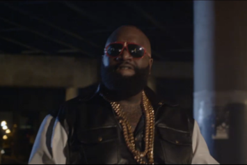"Rick Ross ""The Devil Is A Lie"" Video"