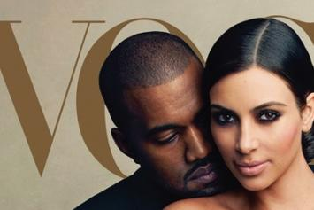 Kanye West & Kim Kardashian 'Vogue' Cover Shoot BTS Video