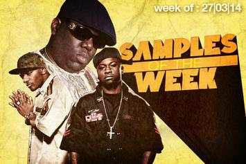 Samples Of The Week: March 27