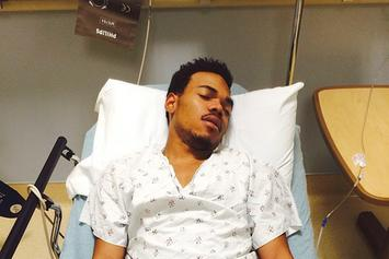 Chance The Rapper Cancels Coachella Appearance After Hospitalization [Update: Chance Released]