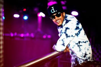 """August Alsina's First Week Sales For """"Testimony"""", Debuts At #2"""