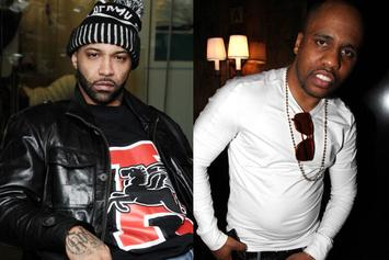 Joe Budden & Consequence Squash Beef