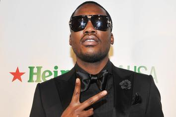 "Meek Mill Blasts Donald Sterling, Calls Him ""The Definition Of Racism"""