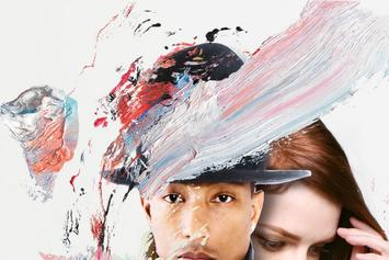 Pharrell Covers W Magazine's Art Issue