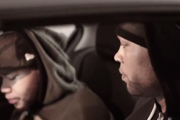"Styles P Feat. Chris Rivers ""Never Trust"" Video"