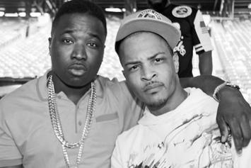 """T.I. Says There Is """"A Possibility"""" That Troy Ave Will Sign To Hustle Gang [Update: T.I. Says Deal Is Being Finalized]"""