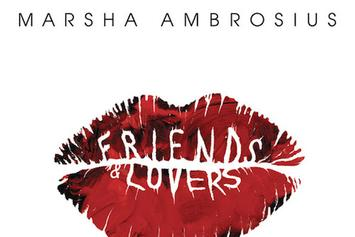 Marsha Ambrosius Releases Album Artwork And Tracklist