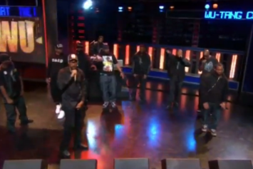 "Wu-Tang Clan Perform New Single ""Ron O'Neal"" On The Daily Show"