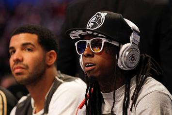 """Single Art Revealed For Lil Wayne's """"Grindin"""" Featuring Drake"""