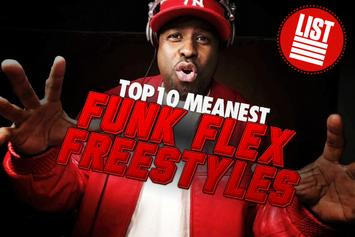 Top 10: Meanest Funk Flex Freestyles