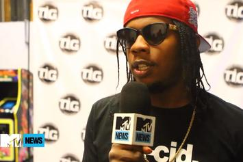 Trinidad James Details Departure From Def Jam