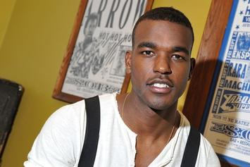 Stream Luke James' Self-Titled Album