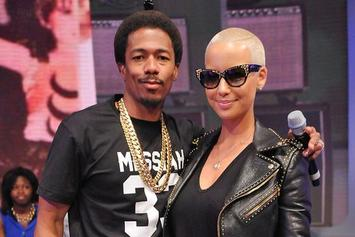 Both Nick Cannon & Amber Rose Deny Cheating