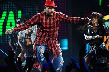 """Chris Brown Says He's Not Gang Affiliated, He's """"Cordial"""" With Gang Members"""