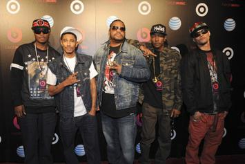 "Bone Thugs-N-Harmony Announce ""Get Loud"" Tour With AD"