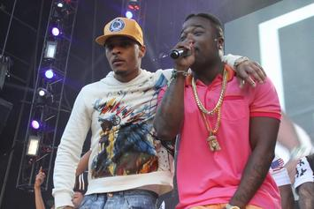 """T.I. Speaks On The Possibility Of Signing Troy Ave, Confirms He's """"Definitely Hustle Gang"""""""