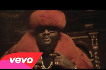 """Rick Ross Feat. R. Kelly """"Keep Doin' That"""" Video"""