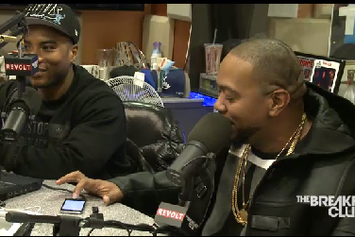 Timbaland On The Breakfast Club
