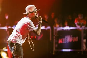 """Pharrell's """"Happy"""" Is iTunes' Top-Selling Song Of The Year"""