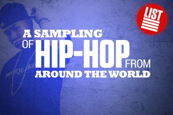A Sampling Of Hip-Hop From Around The World