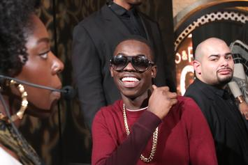 Bobby Shmurda Gets A Gun Charge Dismissed [Update: Charge Will Still Count Against Him]