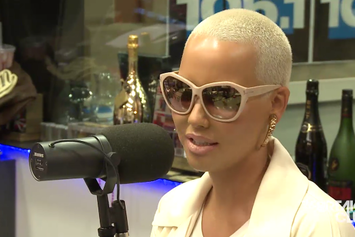 Amber Rose On The Breakfast Club