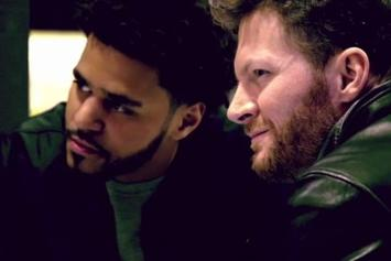 J. Cole & Dale Earnhardt Jr. ESPN Cover Shoot (BTS)