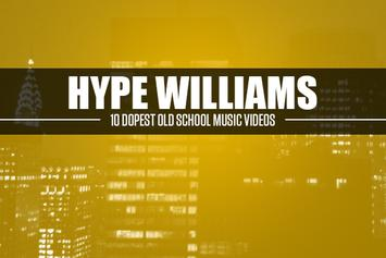 Hype Williams' 10 Dopest Old School Music Videos